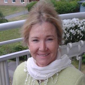 Britt-Marie Åström